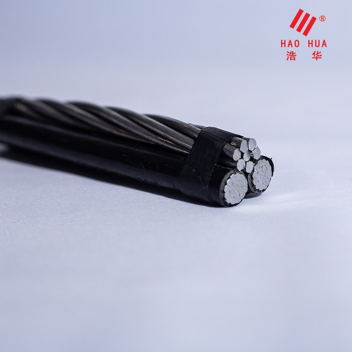 Overhead insulated conductor